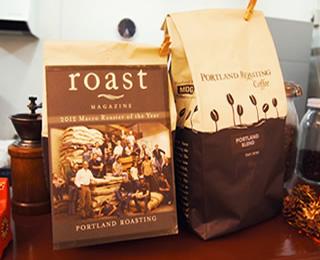 こだわりのコーヒー オレゴン州『ポートランドブレンド』