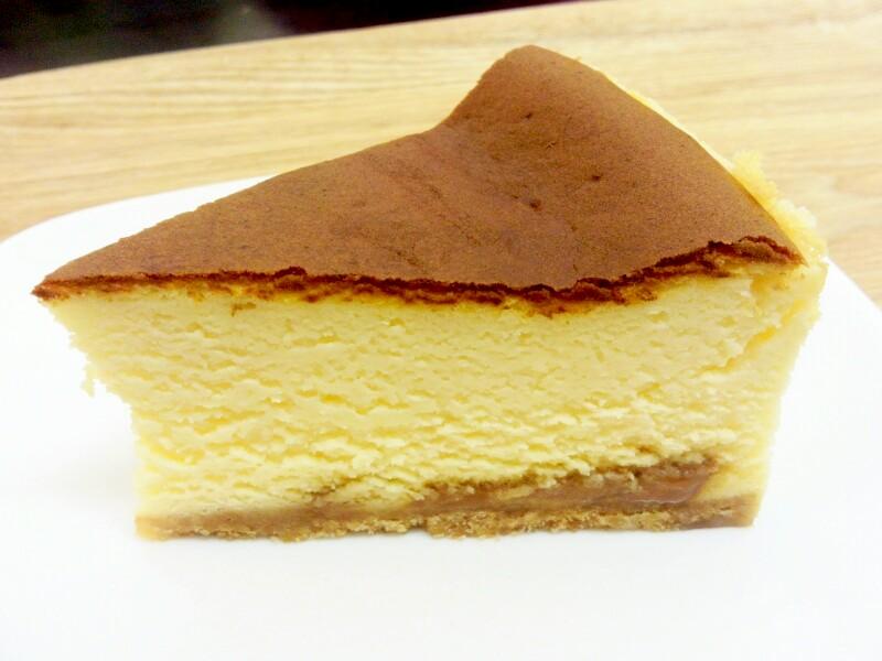キャラメルチーズケーキ 420円