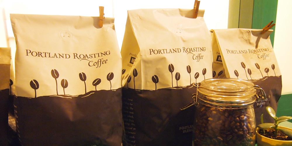 コーヒー豆の挽き売りもしてます♪